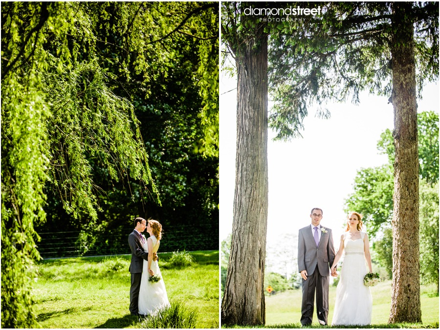 Family farm wedding in West Chester PA