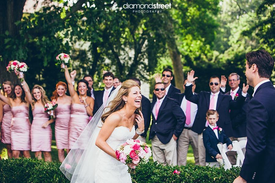 Glen Foerd Wedding