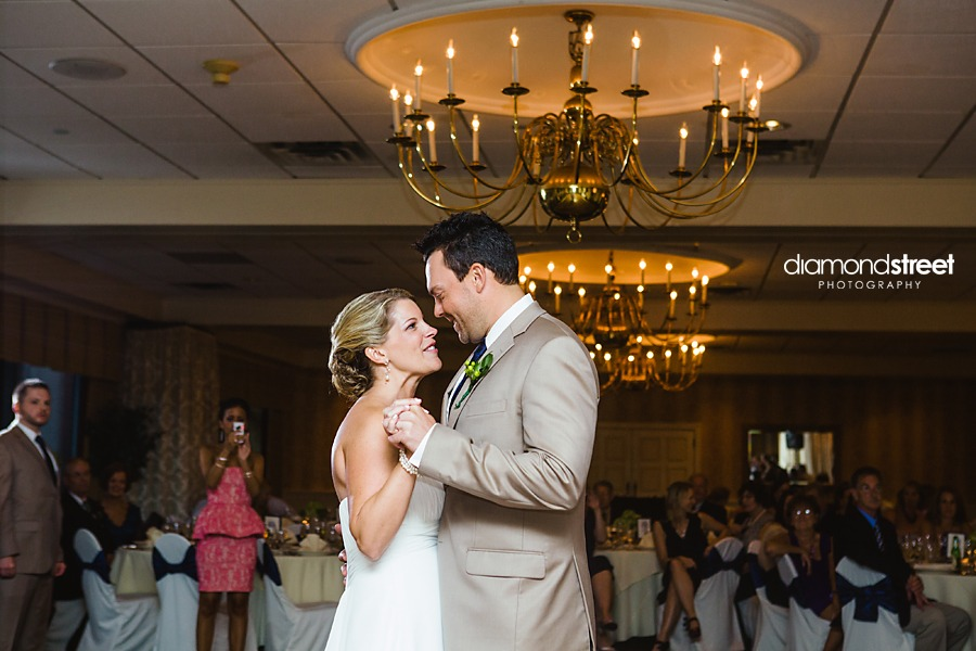 The Radnor Hotel wedding photos