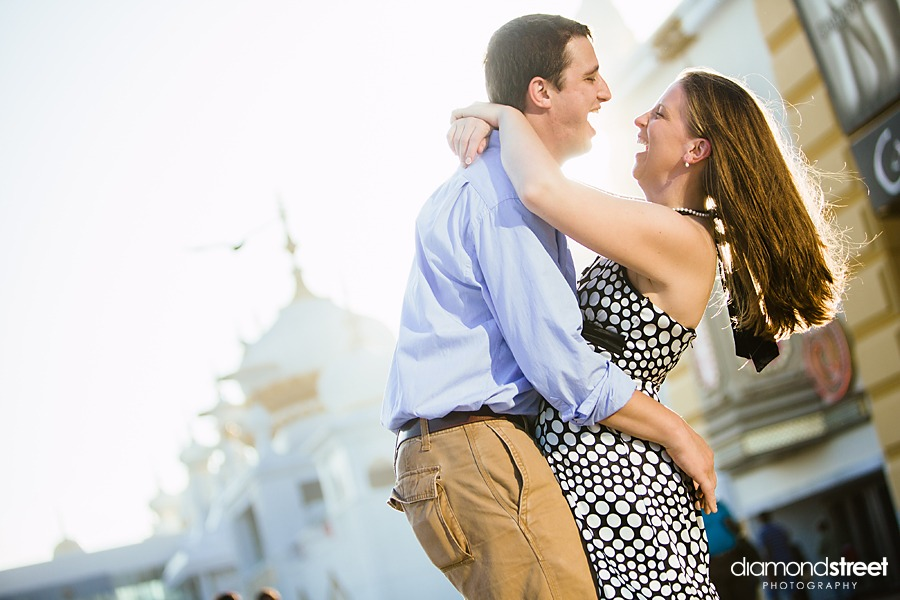 Atlantic City Engagement photos