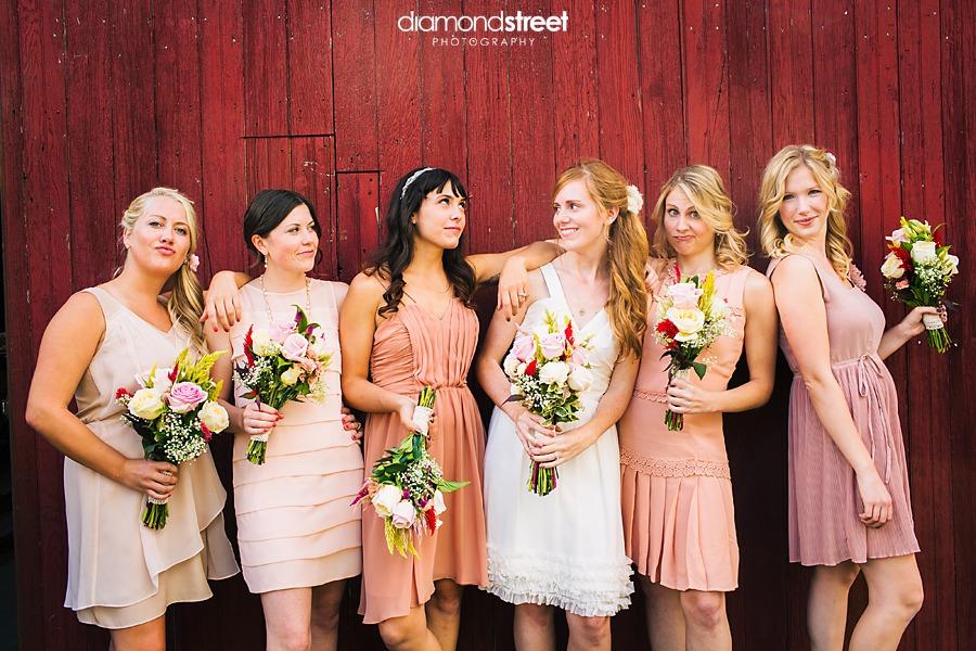 Rising sun Inn DIY Barn wedding photos