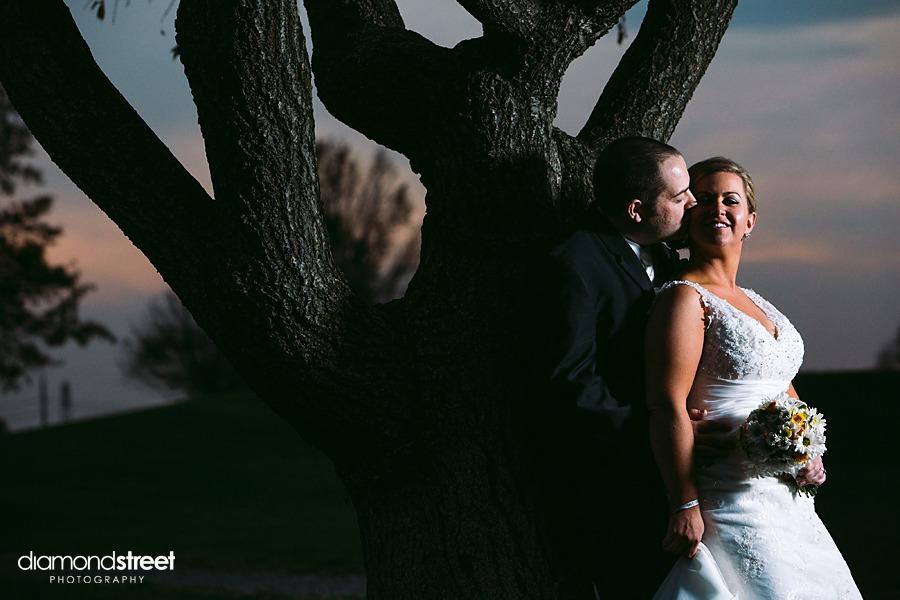 Landis creek Golf Club wedding photos