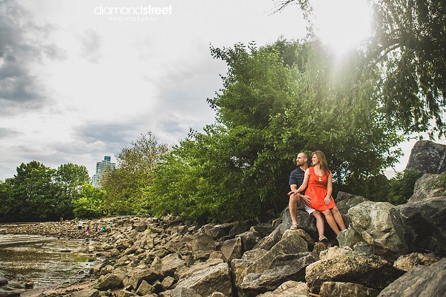 Fishtown engagement Photos