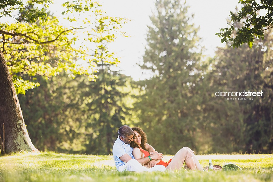Princeton Engagement Photographers