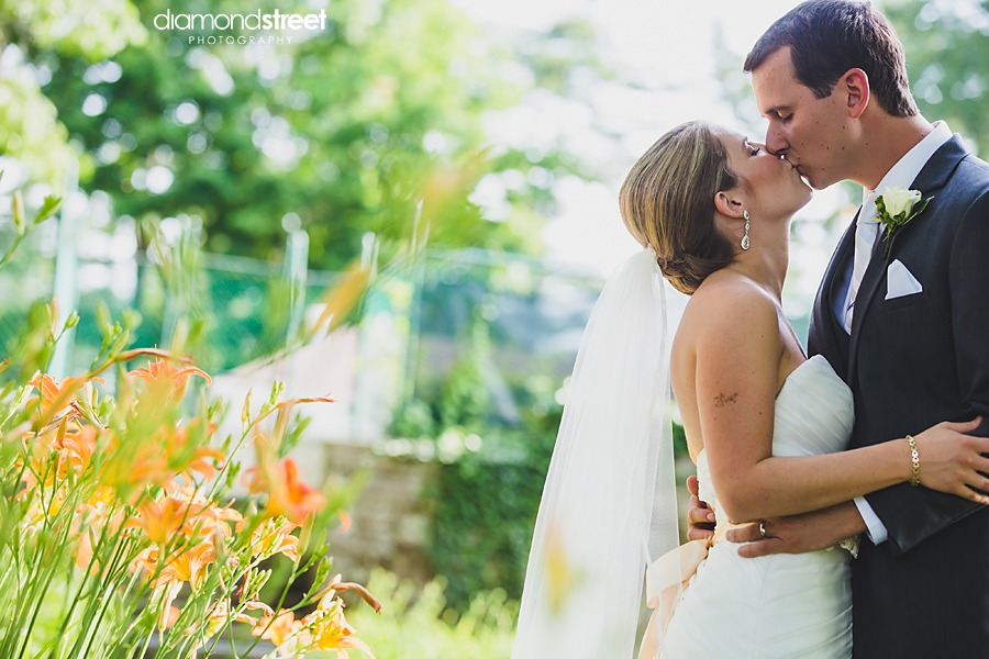 meadowlands country club wedding in blue bell