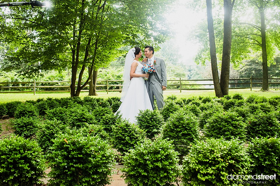West Chester wedding Photographers