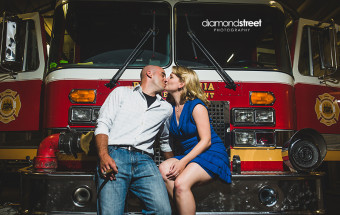Manayunk pa engagement photographers