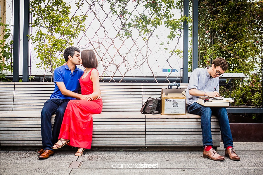 Meat Packing District Engagement