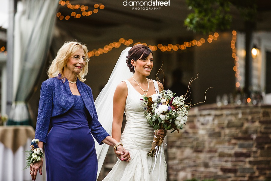 Princeton wedding at Mountain lakes House photos