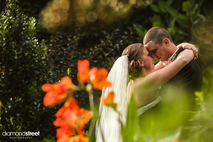 Morris Arboretum Wedding photography