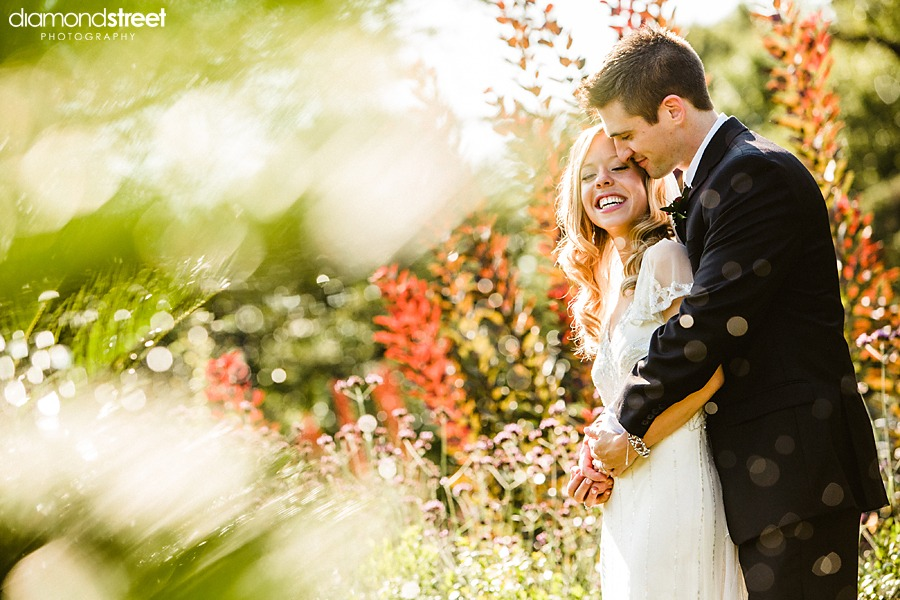 Morris Arboretum Wedding photos