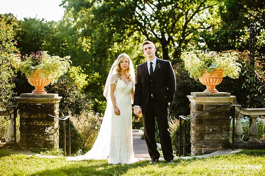 Ut arboretum wedding