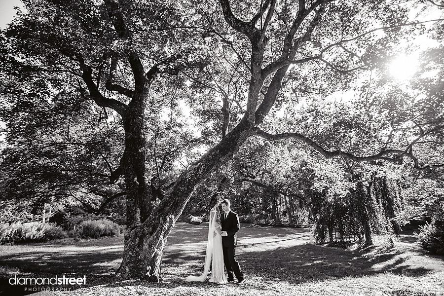 Morris Arboretum Wedding pictures
