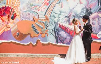 Water Witch Club wedding photos