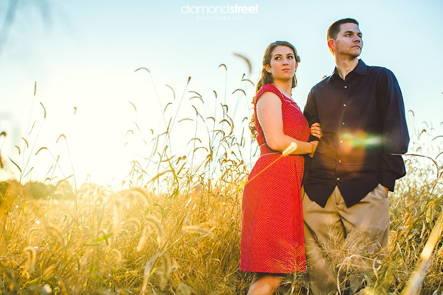 Norristown farm park engagement