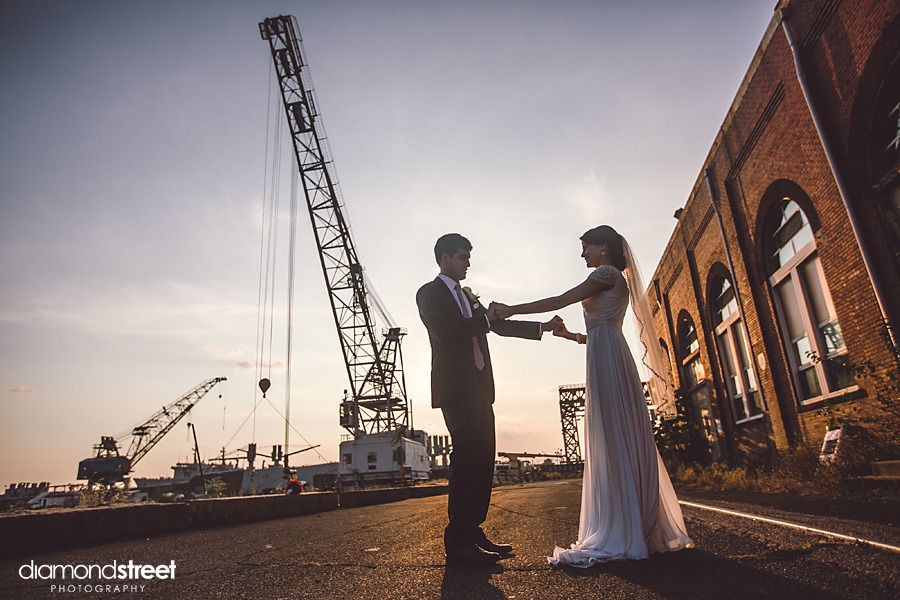 urban outfitters at the philadelphia navy yard weddings