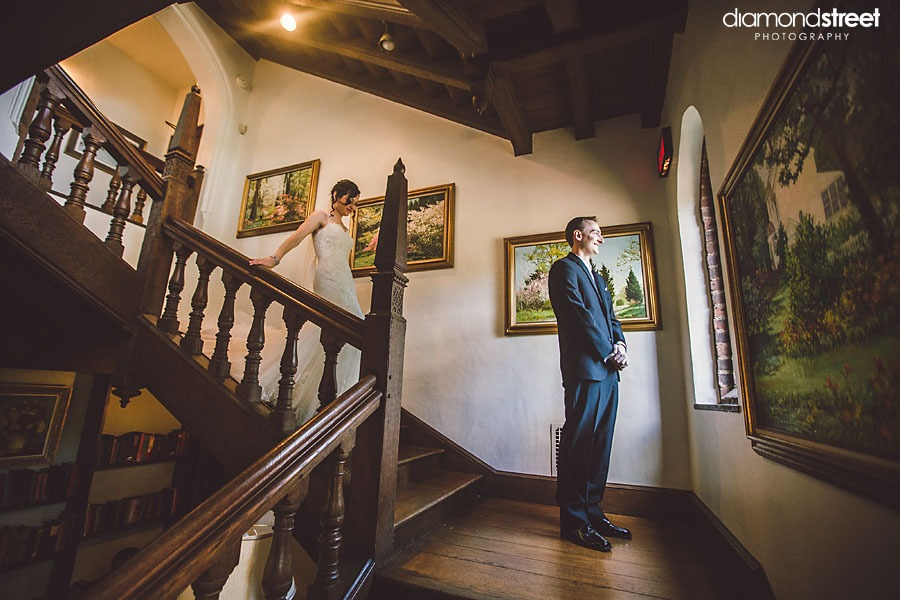 Aldie Mansion in Bucks County Wedding