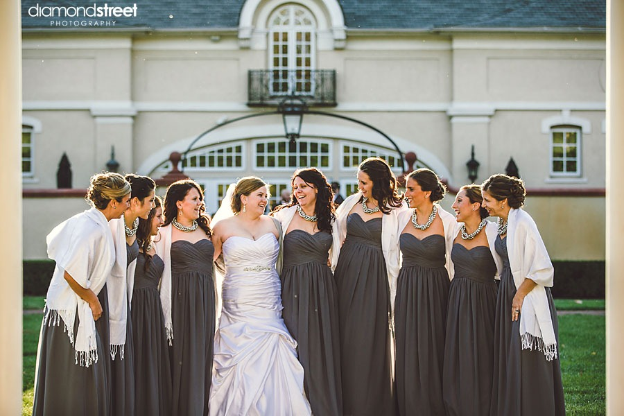 Belle Voir Mansion Wedding