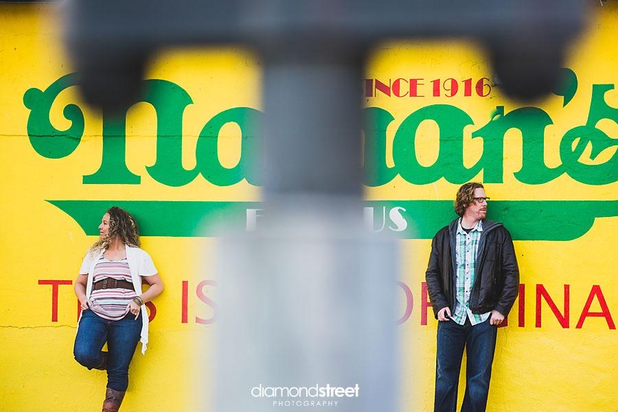 Best Coney Island Engagement Photographers