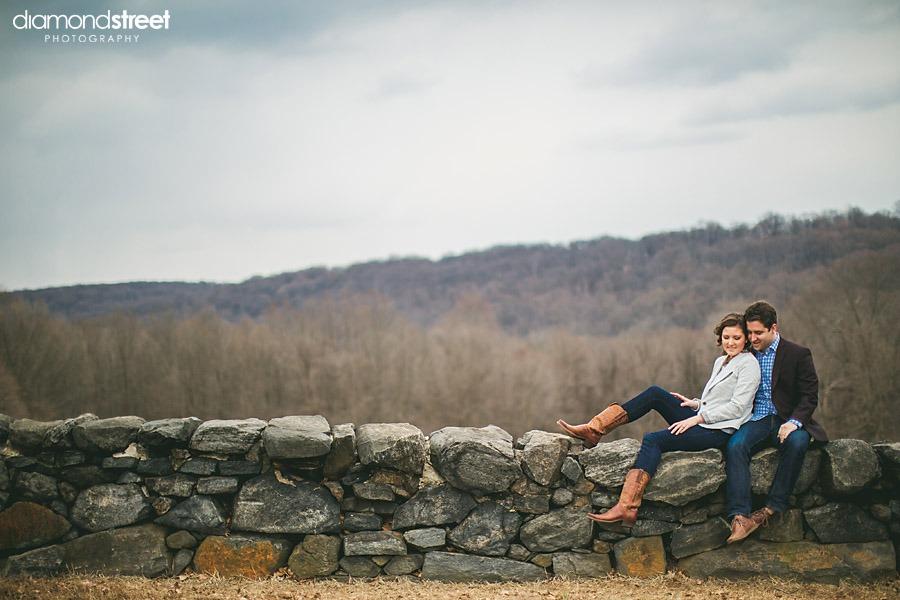 Delaware engagement photos