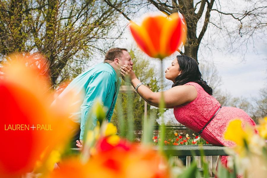 Fairmont Park engagement
