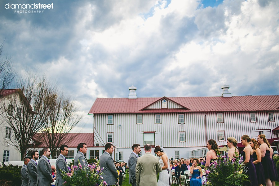 A Normandy Farms Wedding
