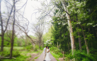 Rose Bank Winery wedding