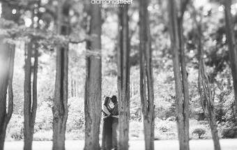 Ridley Creek Park engagement
