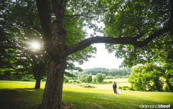 Wedding at the Oberod Estate