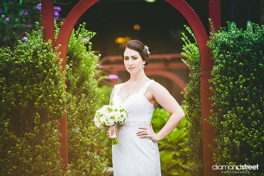 Knowlton Mansion bride