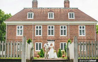 Pennsbury Manor wedding