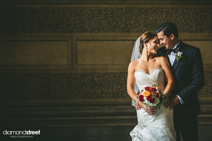 Mansion on main Street Wedding