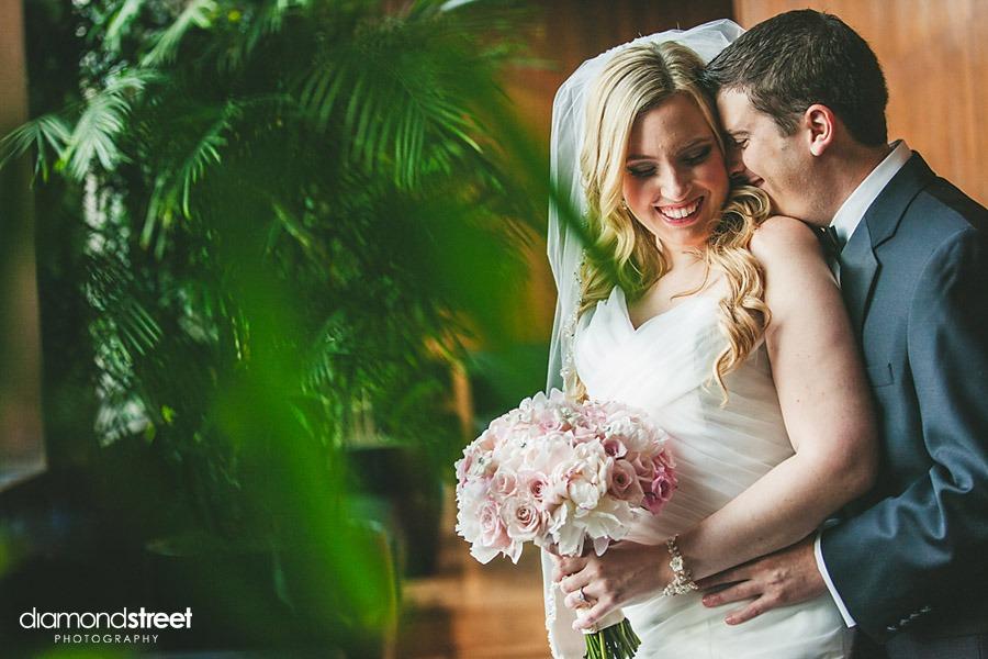 Loews Hotel wedding pictures