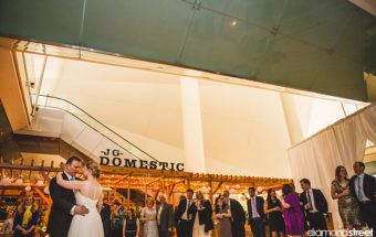 Cira Centre Wedding
