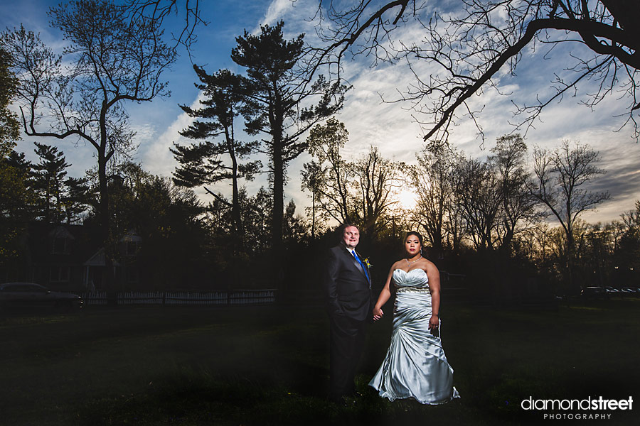 Washington Crossing Inn Wedding
