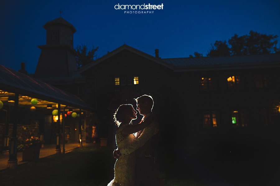Carriage House at Rockwood Park Wedding photo