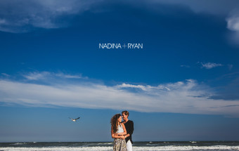 Ventnor Beach New Jersey Engagement