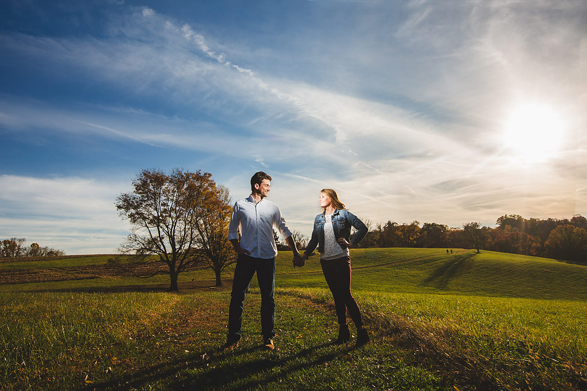 Stroud Preserve Engagement images