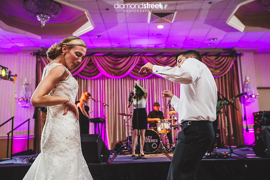 Radisson Valley Forge Wedding reception