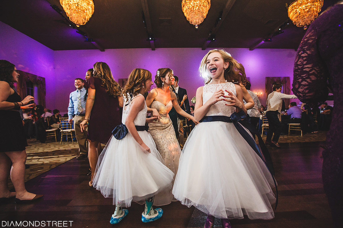 columbia station wedding reception in phoenixville pa