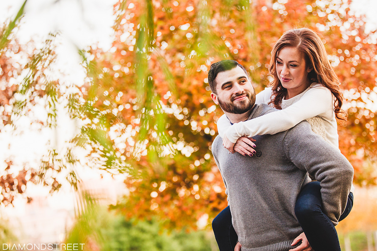 university-of-penn-engagement-photos