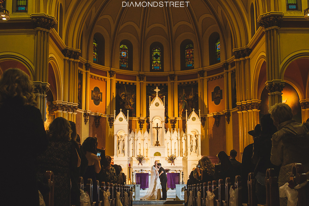 philadelphia church wedding