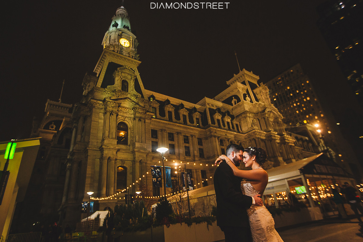 Loews Philadelphia Hotel Wedding Photos