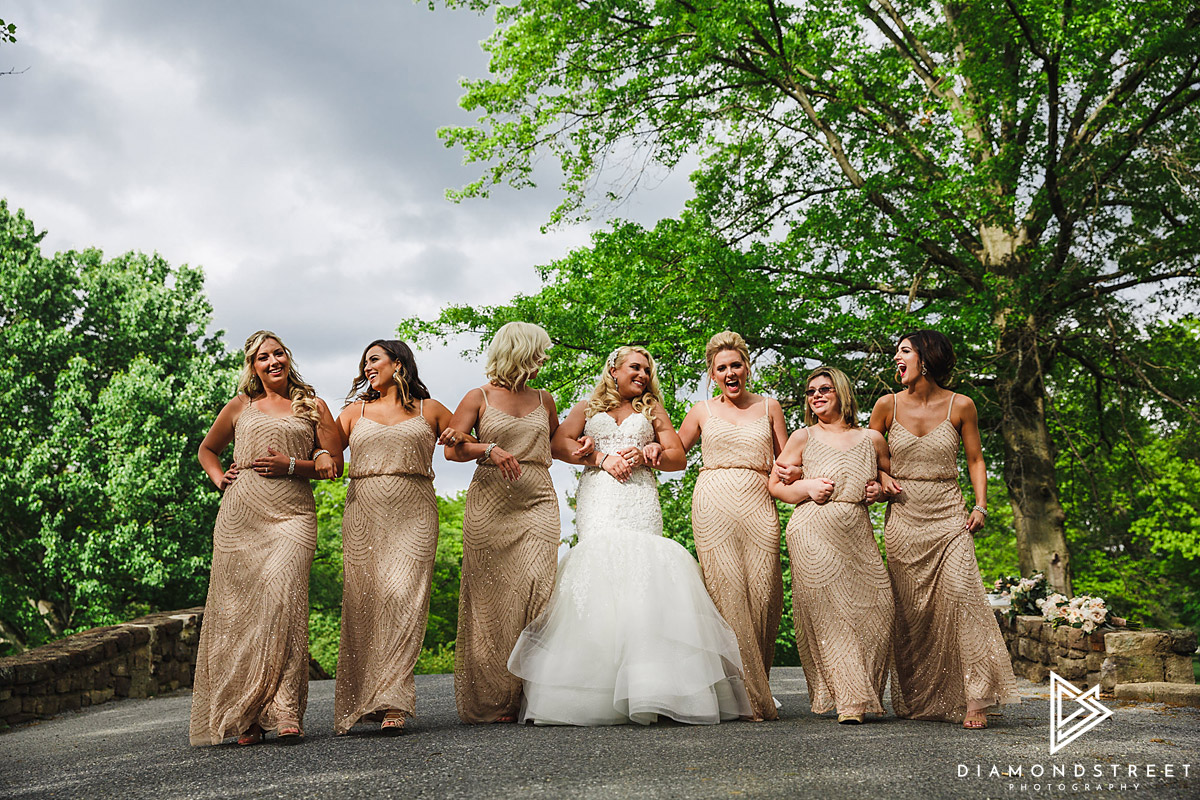 Beautiful Merion Wedding