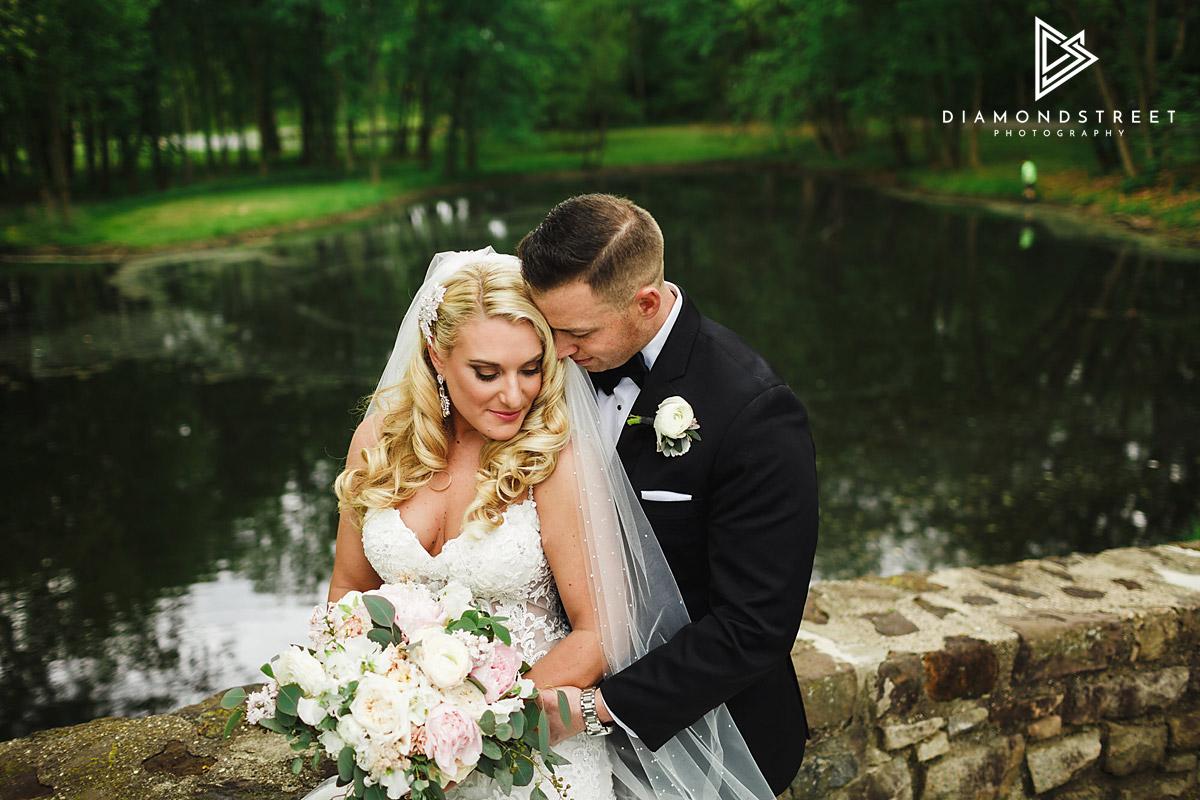 Beautiful Merion Wedding