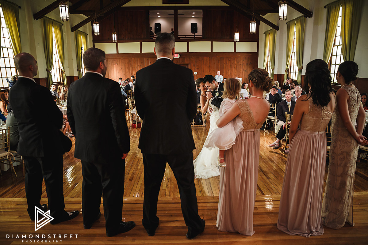 Sandy Hook Chapel Wedding Photos