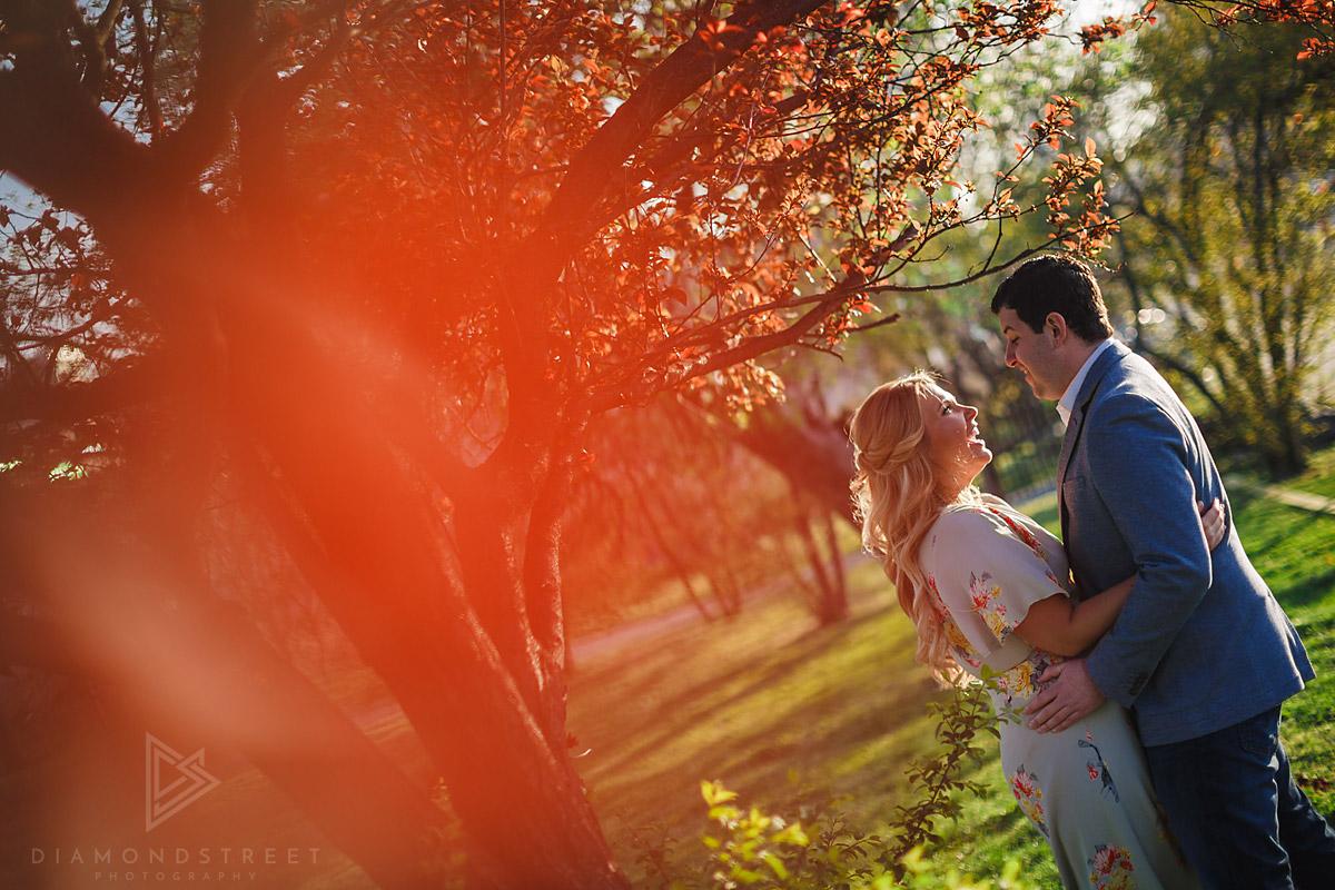 Fishtown Engagement Pictures