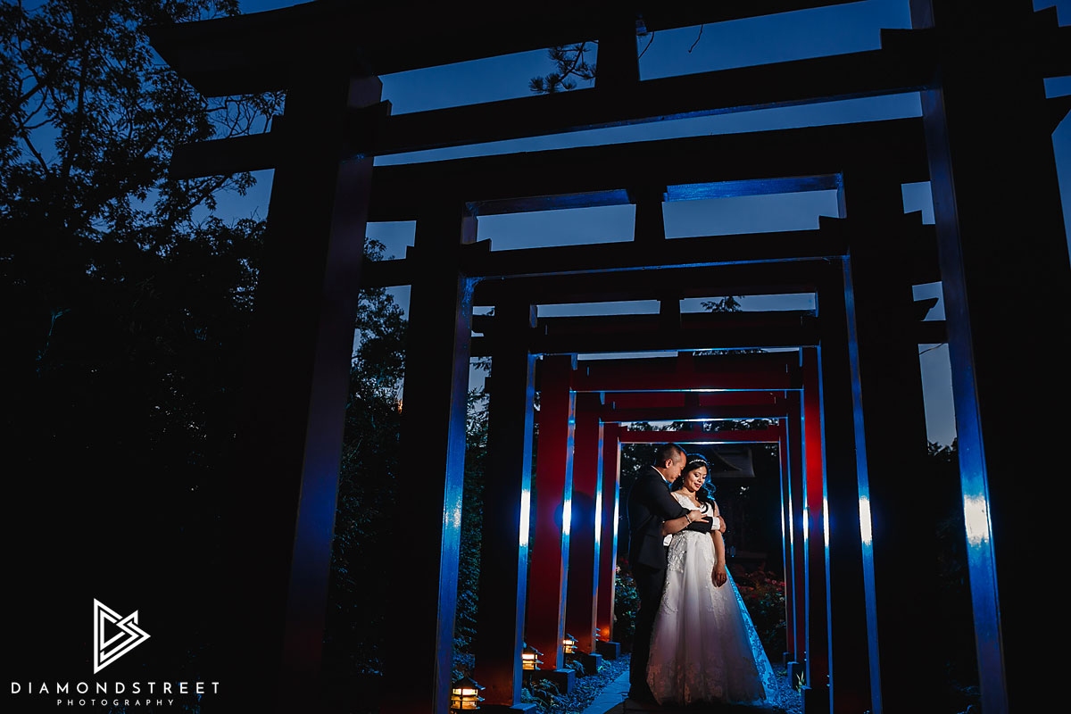 Mt Fuji Wedding Photos
