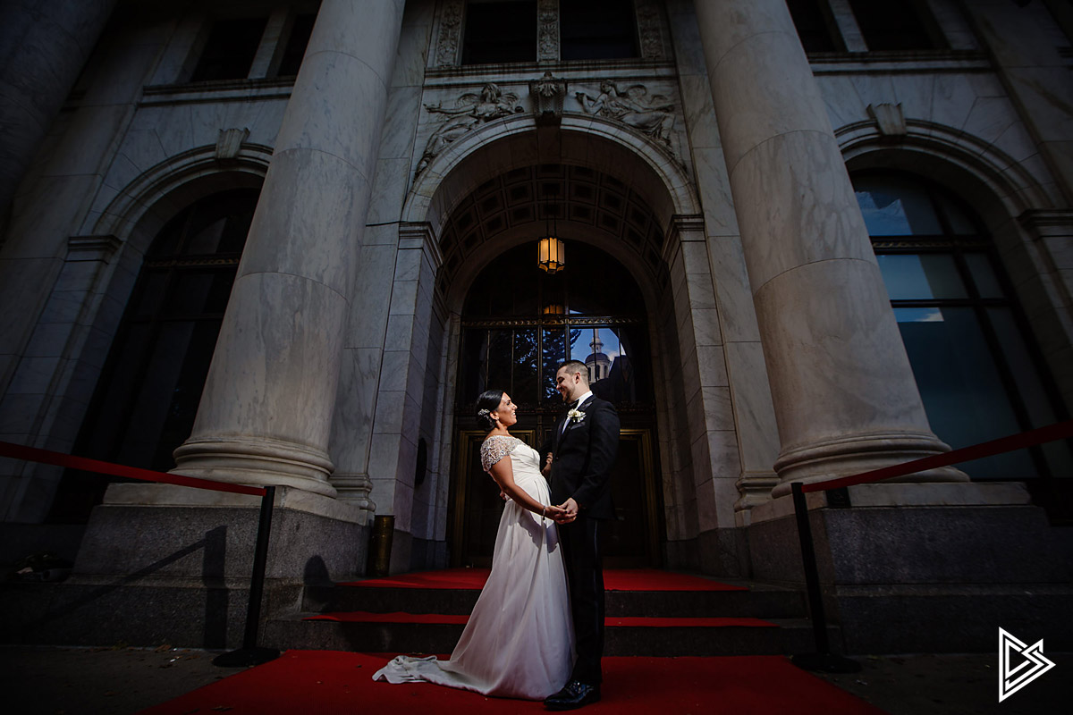 Cescaphe Downtown Club Wedding photos
