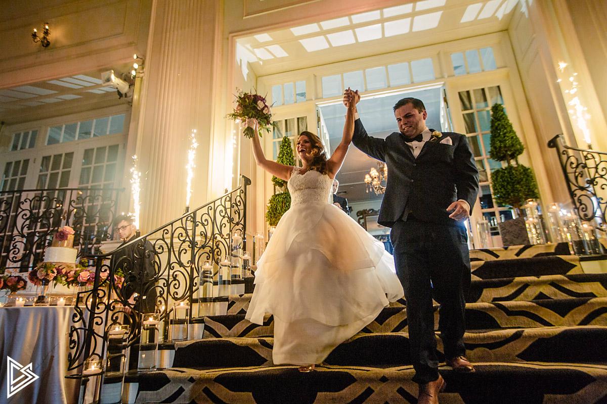 Cescaphe Ballroom Wedding Photos
